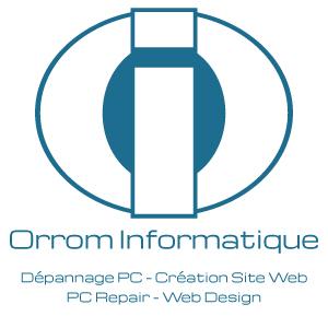 Orrom Informatique - Conception Sites Web